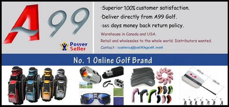 A99 Golf - No. 1 Online Golf Brand